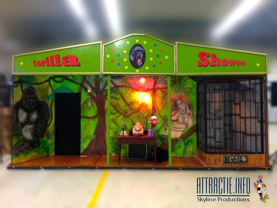 De Gorilla show